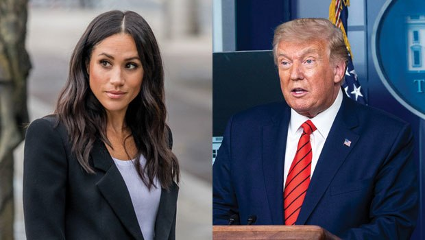 Meghan Markle Terminates Back At Doubters After Trump Tone Her