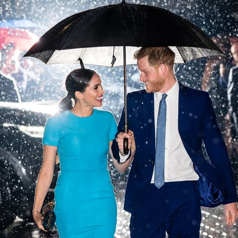 Meghan Markle and Royal Prince Harry's Netflix Bargain Is Supposedly Worth $100 Million