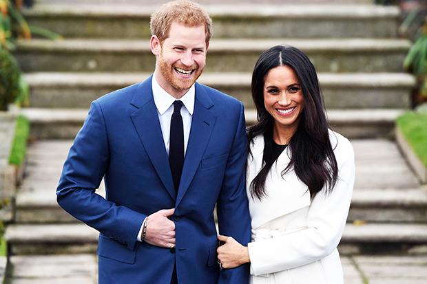 Royal prince Harry and Meghan Markle On '' TIME100' Unique: Display $14 Million Backyard