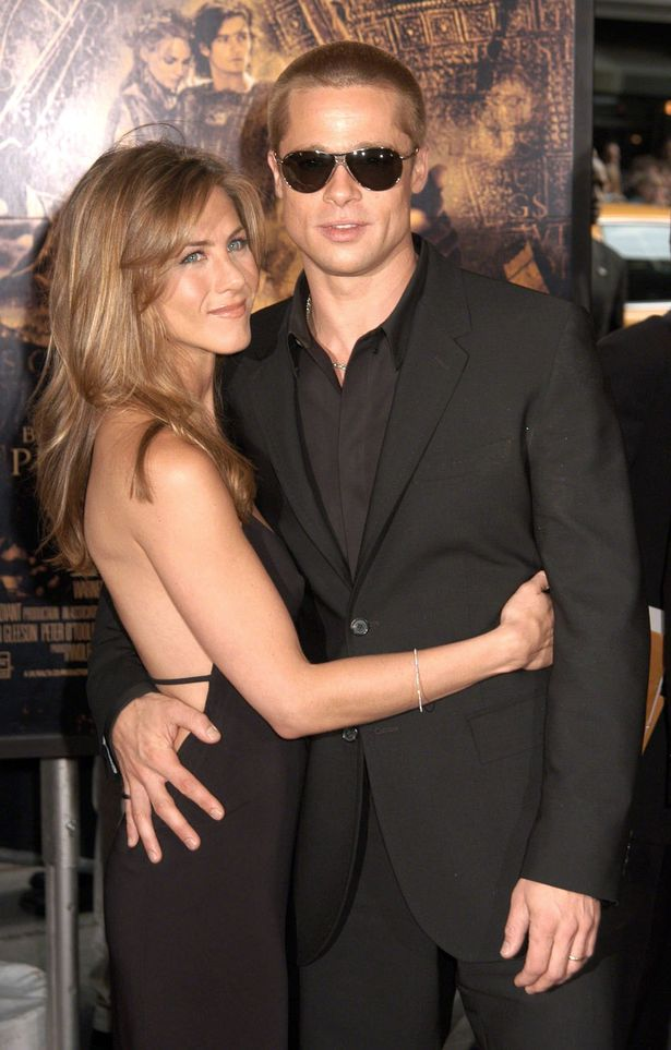 Brad Pitt and Jennifer Aniston announced their split 16 years ago today